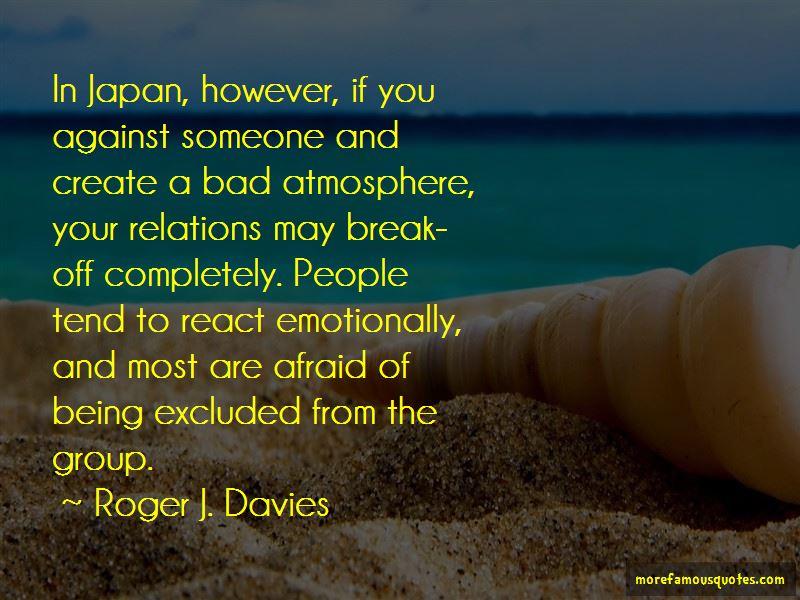 Roger J. Davies Quotes