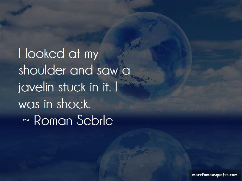 Roman Sebrle Quotes Pictures 4