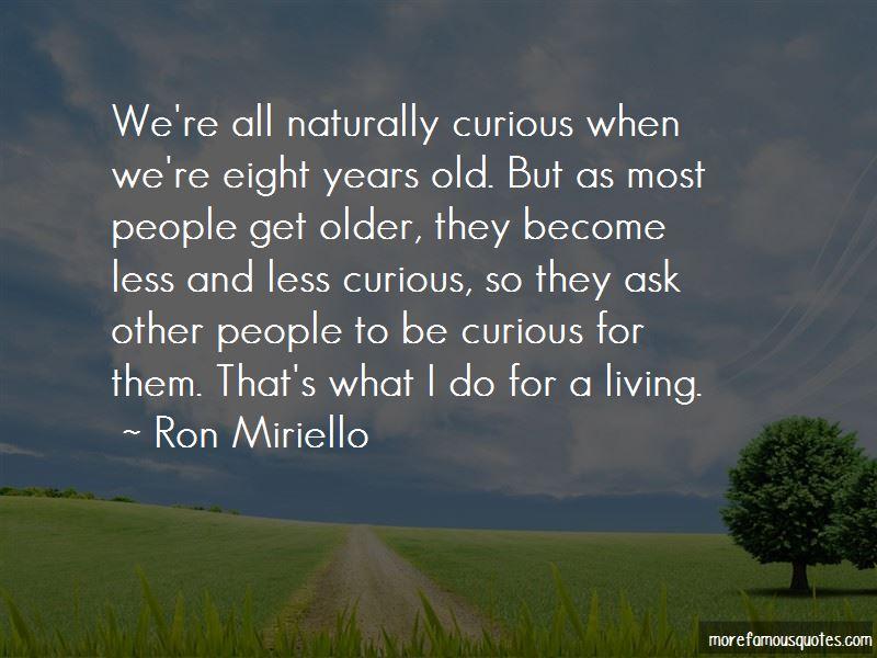 Ron Miriello Quotes Pictures 2