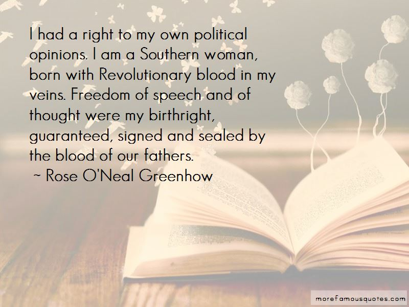 Rose O'Neal Greenhow Quotes Pictures 3