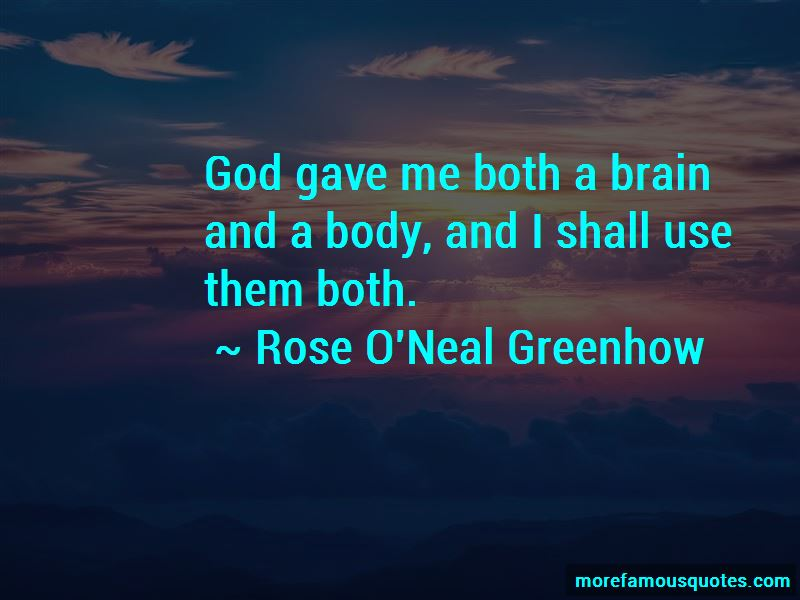 Rose O'Neal Greenhow Quotes Pictures 4