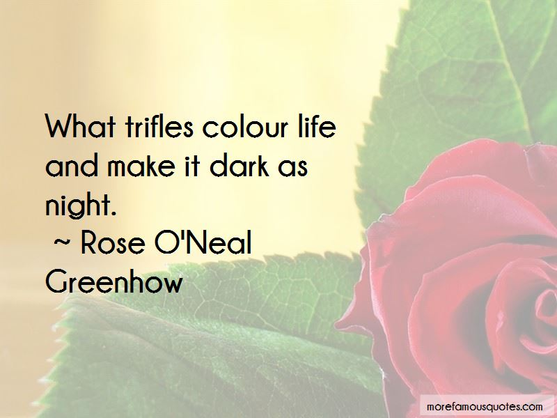Rose O'Neal Greenhow Quotes