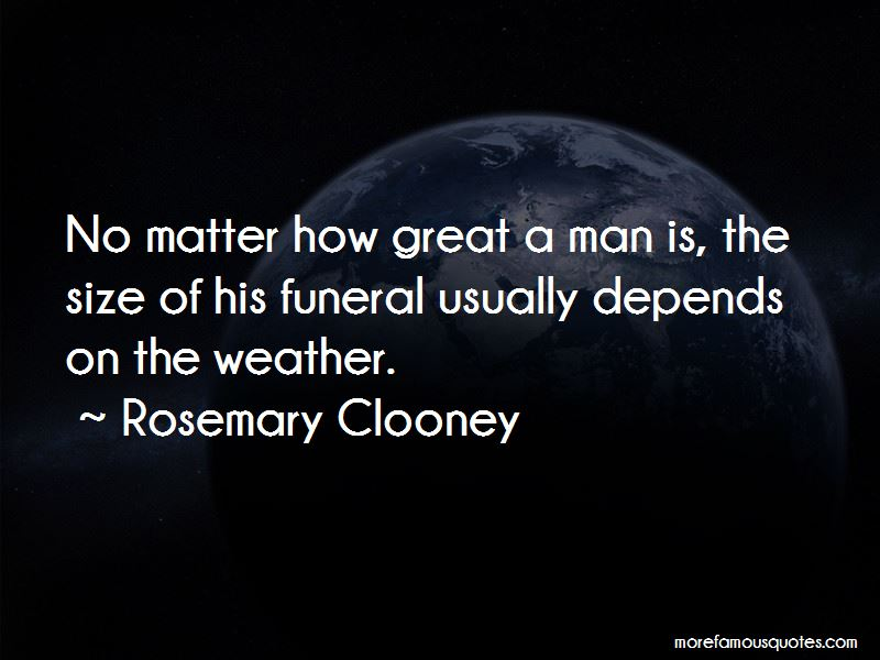Rosemary Clooney Quotes Pictures 4