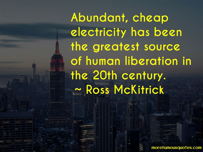 Ross McKitrick Quotes Pictures 4