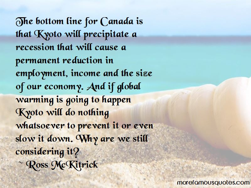 Ross McKitrick Quotes