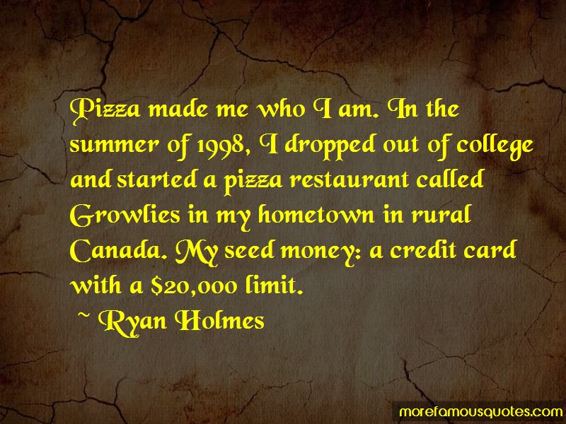 Ryan Holmes Quotes Pictures 2