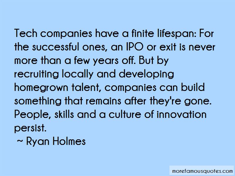 Ryan Holmes Quotes Pictures 3