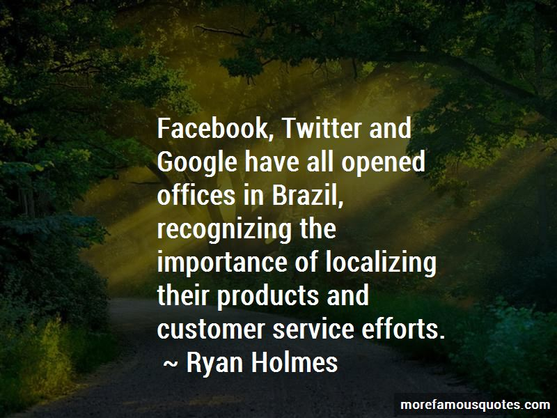 Ryan Holmes Quotes