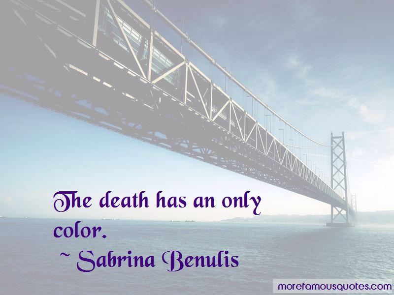 Sabrina Benulis Quotes Pictures 2