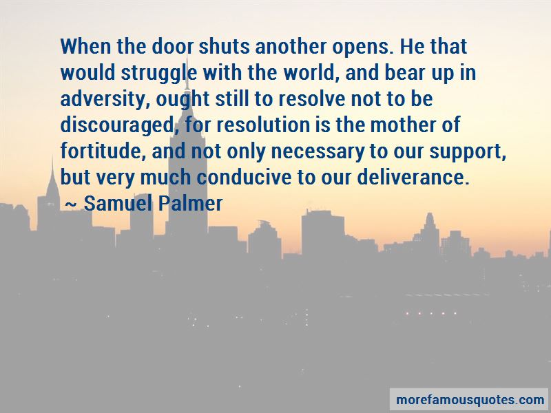 Samuel Palmer Quotes