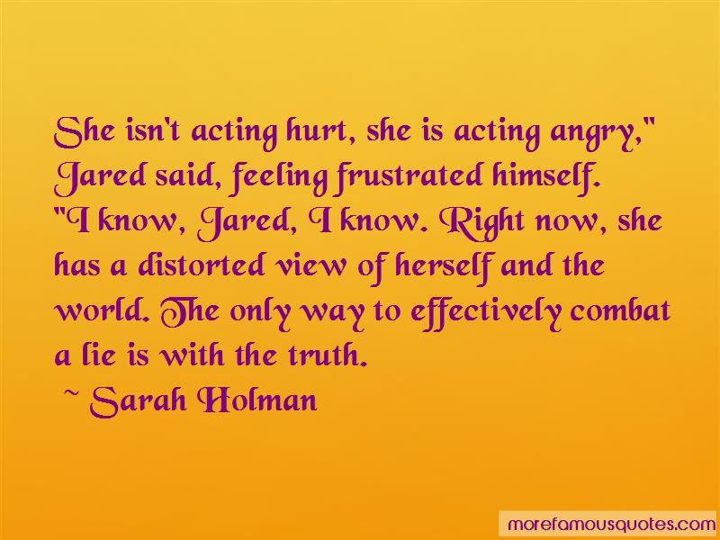 Sarah Holman Quotes Pictures 3
