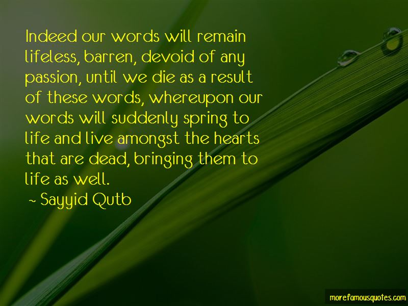 Sayyid Qutb Quotes Pictures 4