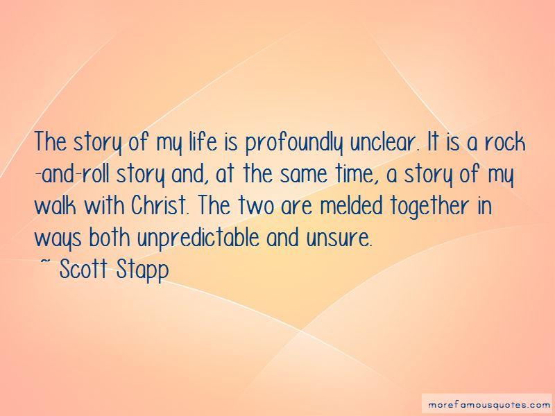 Scott Stapp Quotes