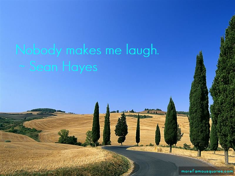 Sean Hayes Quotes Pictures 2