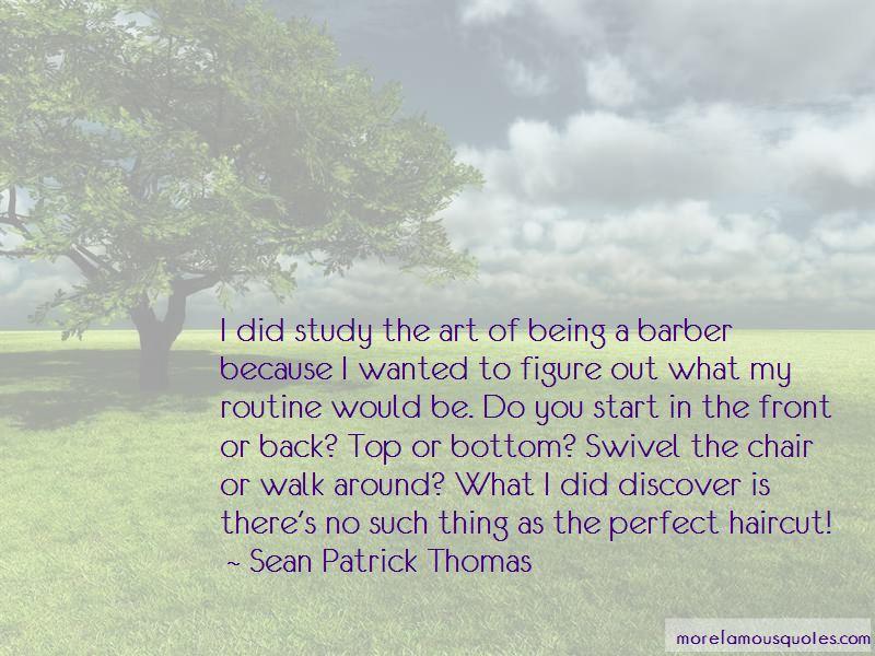 Sean Patrick Thomas Quotes Pictures 2