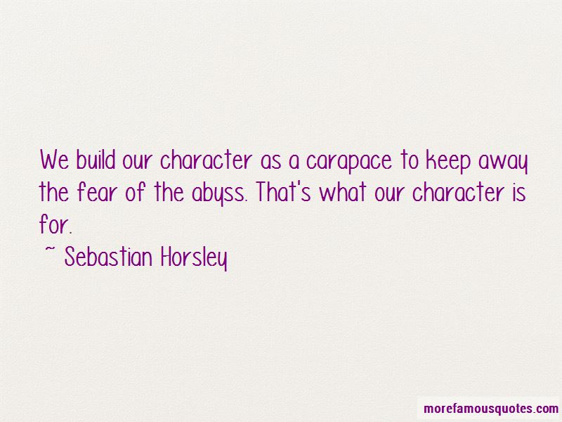 Sebastian Horsley Quotes Pictures 3