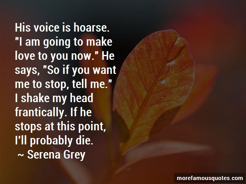 Serena Grey Quotes Pictures 2