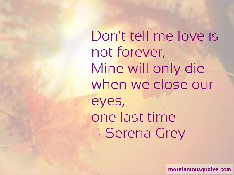 Serena Grey Quotes Pictures 3