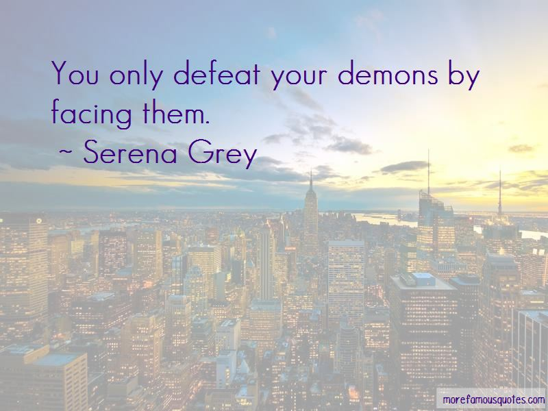 Serena Grey Quotes Pictures 4