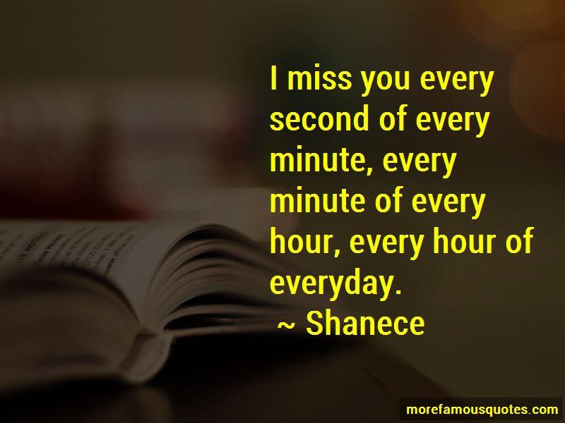 Shanece Quotes