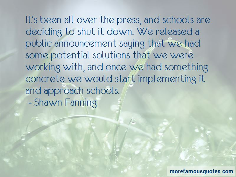 Shawn Fanning Quotes Pictures 2