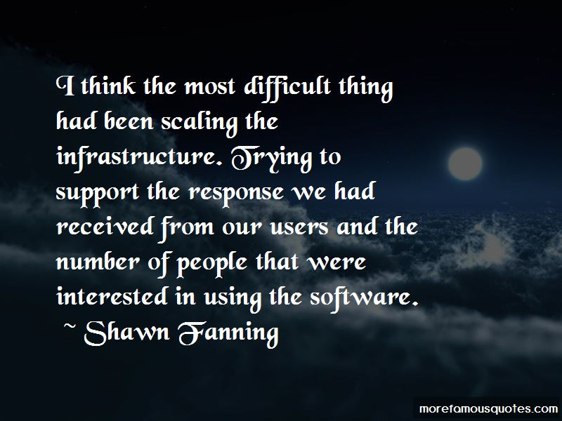 Shawn Fanning Quotes Pictures 3