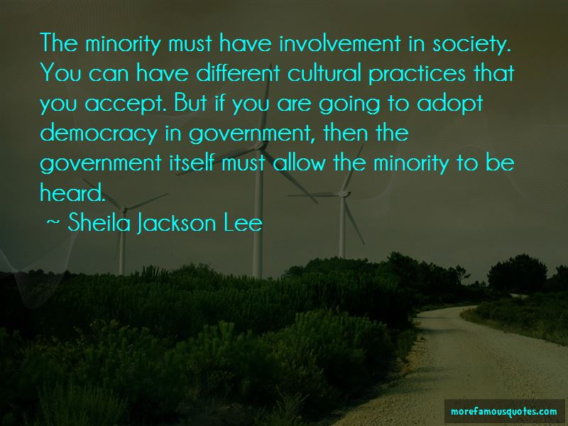 Sheila Jackson Lee Quotes Pictures 2