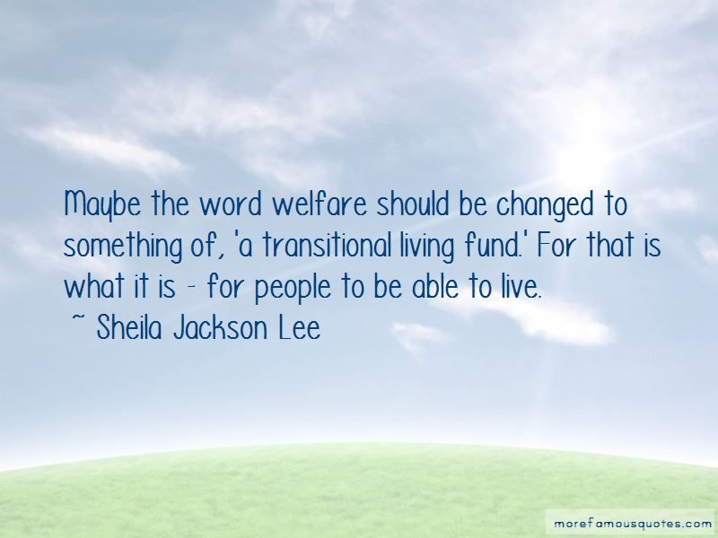 Sheila Jackson Lee Quotes Pictures 4