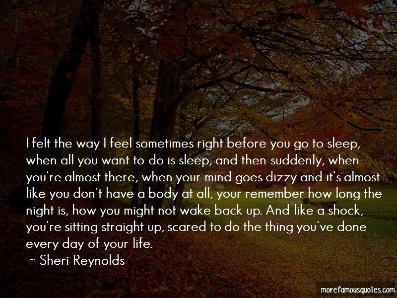 Sheri Reynolds Quotes Pictures 2
