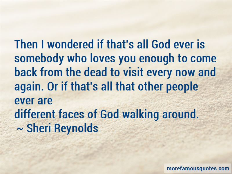 Sheri Reynolds Quotes Pictures 3