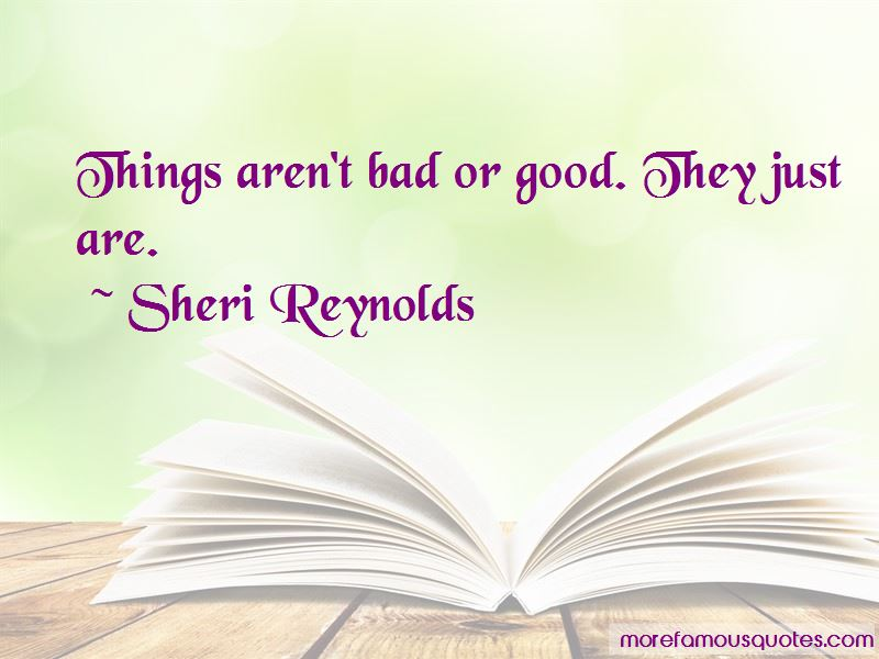 Sheri Reynolds Quotes Pictures 4