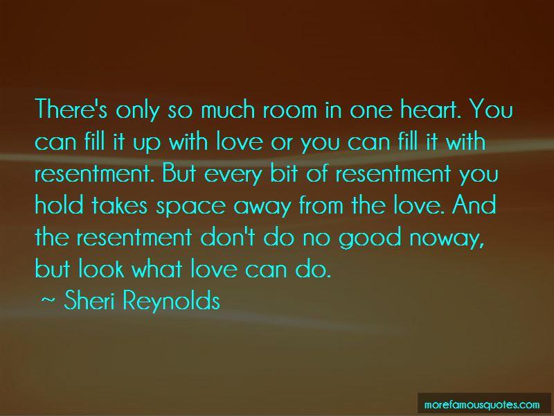 Sheri Reynolds Quotes