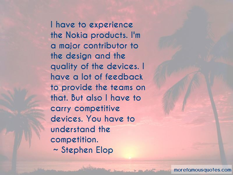 Stephen Elop Quotes Pictures 3