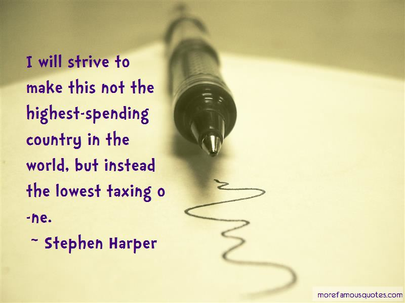 Stephen Harper Quotes Pictures 2