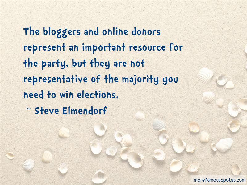 Steve Elmendorf Quotes Pictures 2