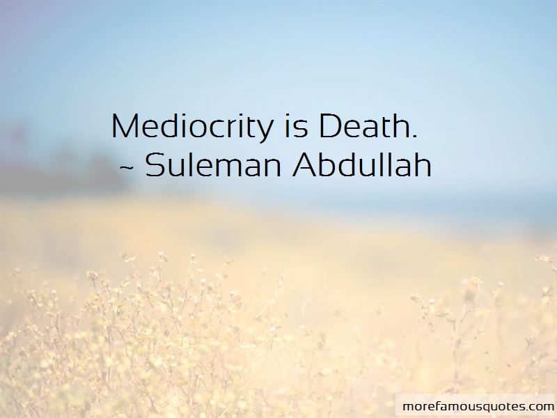 Suleman Abdullah Quotes Pictures 3
