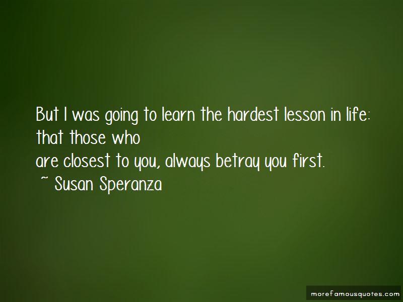 Susan Speranza Quotes Pictures 2
