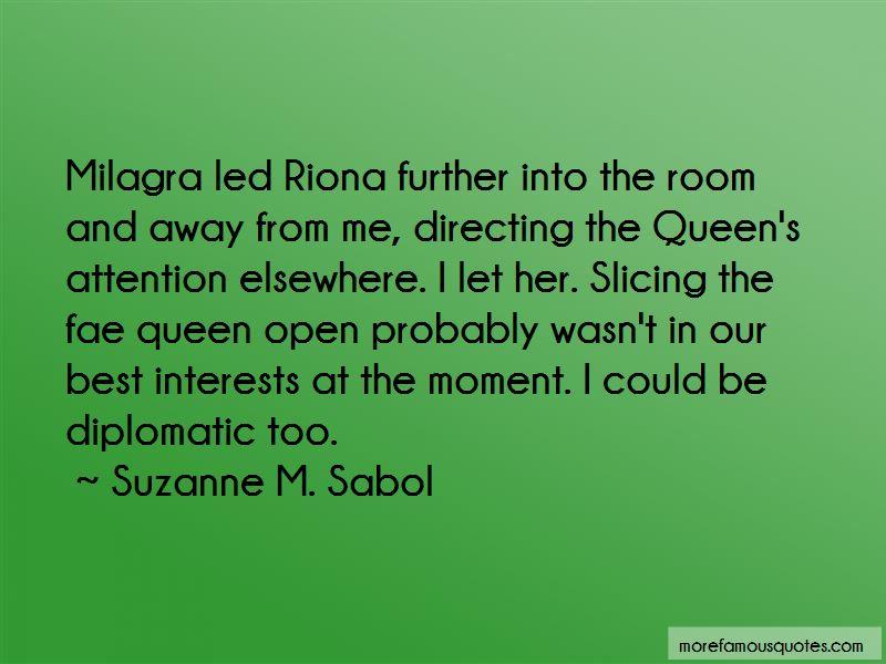 Suzanne M. Sabol Quotes Pictures 3