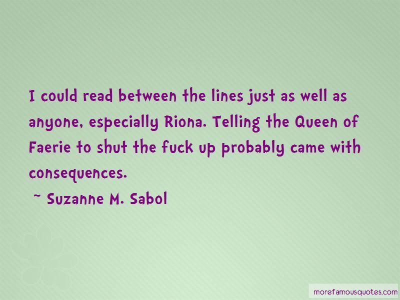 Suzanne M. Sabol Quotes Pictures 4