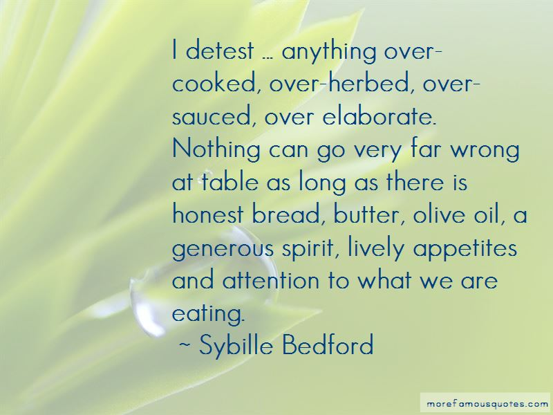 Sybille Bedford Quotes Pictures 2