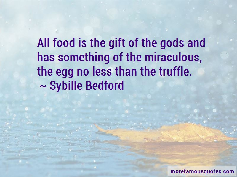 Sybille Bedford Quotes Pictures 3