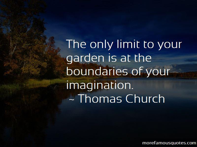 Thomas Church Quotes