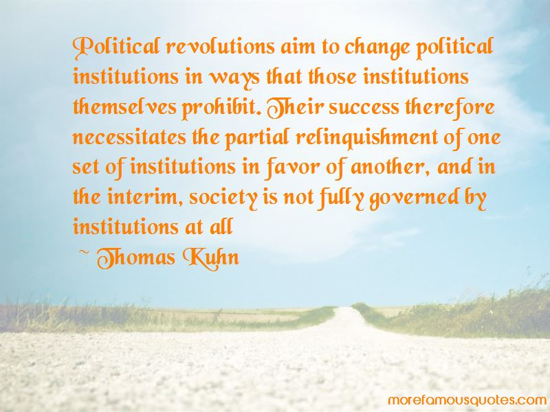 Thomas Kuhn Quotes Pictures 3
