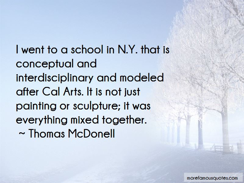 Thomas McDonell Quotes Pictures 2