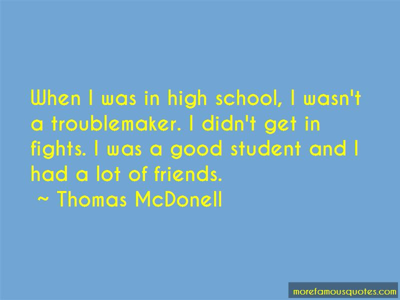 Thomas McDonell Quotes Pictures 4