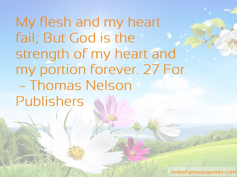 Thomas Nelson Publishers Quotes Pictures 3