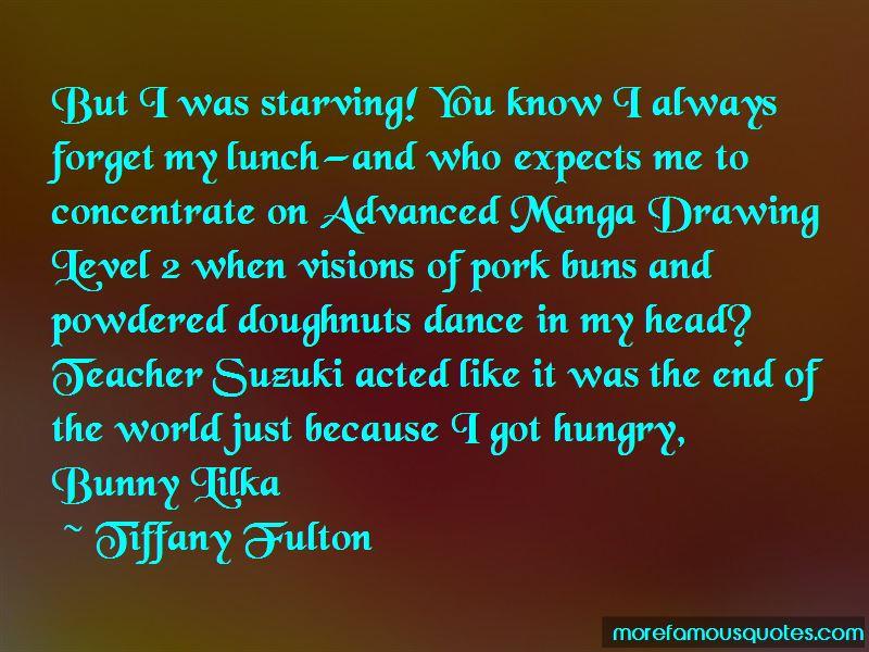 Tiffany Fulton Quotes