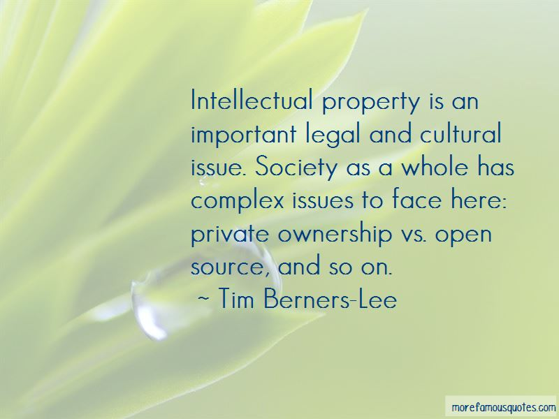 Tim Berners-Lee Quotes