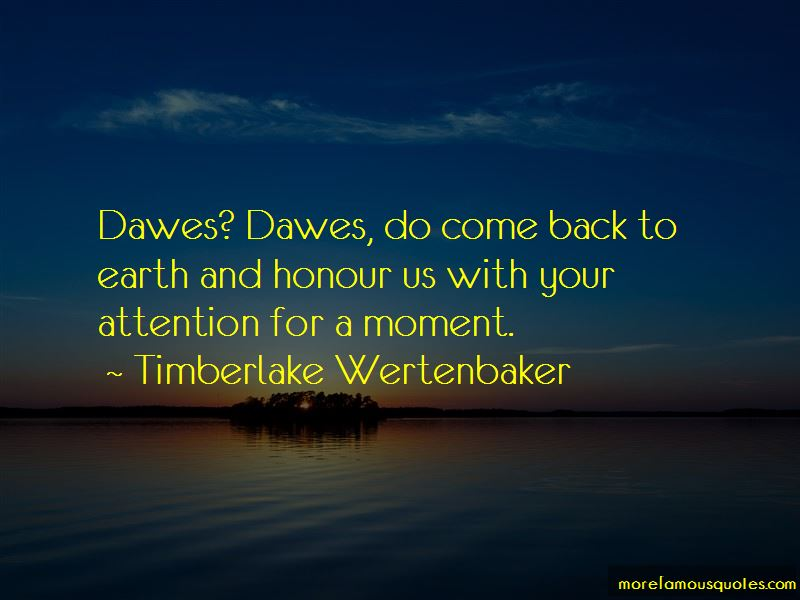 Timberlake Wertenbaker Quotes Pictures 3