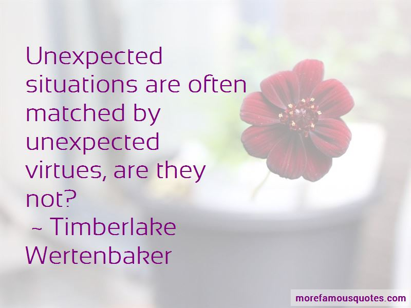 Timberlake Wertenbaker Quotes Pictures 4